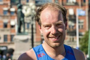 Anton Karlsson blev trea.