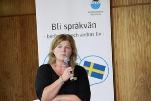 Marika Engberg hoppas projektet