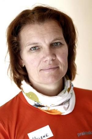 REKTOR. Helene Hålldin är rektor för Sandvikens Praktiska Gymnasium.