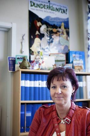 Strömsunds turistchef Anna Gillgren har svårt att ta ställning.