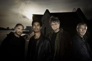 """Nyskapande. Kronos Quartet belönas för att de har """"revolutionerat stråkkvartettens möjligheter""""."""