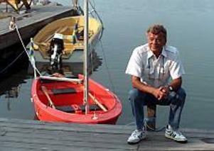 Arkivfoto: ANNAKARIN BJÖRNSTRÖMVill börja segla igen. Anders Roxe, känd från de så kallade värstingseglatserna till bland annat Västindien, hoppas på att börja segla igen.