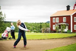 Arkivbild från Sundsvalls Golfklubb.