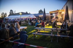 Metal Park 2016, på Idrottsparken i Edsbyn. Spelade gjorde bland andra Lillasyster, Doka och Mustasch.