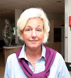Camilla Larsson, chef för förskola inom Gävle kommun