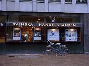Arkivbild: Avslöjad. En 35-årig kvinna misstänks för att ha försökt göra en olaglig transaktion på Handelsbanken i Gävle i går.
