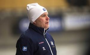 Edsbyns tränare Thomas Liw.