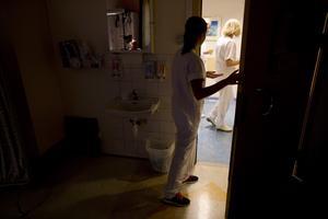 I Norrtälje kommun är vård- och omsorgspersonal den mest eftertraktade yrkesgruppen.