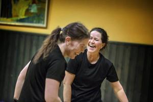GSK och Pigg & Frisk i Strömsund ordnade en träningsdag i höstas där man fick prova på olika sporter. Då visade det sig att boxning var populärt.– Efter det tog jag kontakt med Pigg & Frisk och så körde vi i gång, säger Ellinor Lindman.
