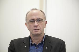 Mats Collin, chef för socialtjänsten i Gävle.