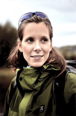Ellen Melne, född och uppvuxen i Härnösand, men numera boende i Umeå, har nyligen tagit läkarexamen.