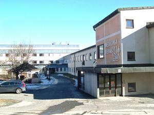 Rehabilitering upptar en femtedel av lokalerna som landstinget nu vill sälja i Härnösand.