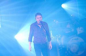 Tomas Ledin gör en av få konserter i sommar i Sandviken.