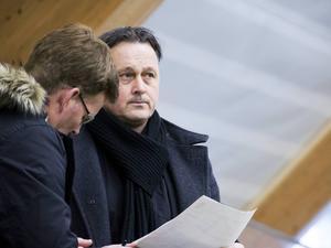 GIF Sundsvalls sportchef Urban Hagblom.
