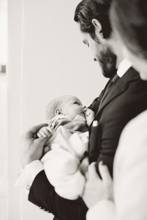 Prins Carl Philip, Prinsessan Sofia och Prins Gabriel.