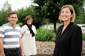 Börje Hansson och Ingrid Andersson lämnar sitt ägande i Neurospsyk men jobbar kvar ytterligare ett år. Ulrika Östlund blir kvar som delägare och bli koncernchef för nya bolaget Specialistpsykatrigruppen.