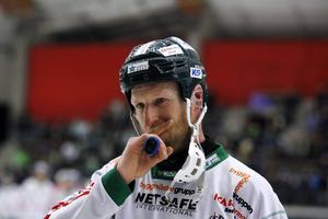 Stefan Erixon avslutade sin aktiva karriär efter förra säsongen. I dag är han sportchef i Hammarby.
