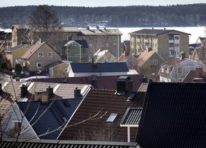 Prisökningen på villor i Hudiksvall förra året var 26 procent.