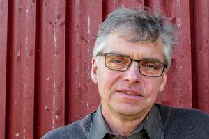 """Länets centerledare Per Åsling är för ett Norrlands län utan Jämtlands län – men med Norrbotten, Västerbotten och Västernorrland. """"Om det finns en folklig uppslutning för det""""."""