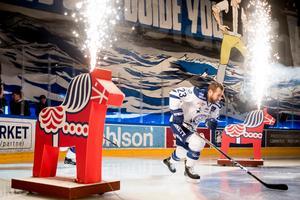 Alex Friesen är nu poängbäst i hela Hockeyallsvenskan.