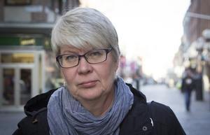 Ann-Marie Johansson (S), regionstyrelsens ordförande, Region Jämtland Härjedalen.