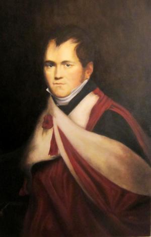 Edward Daniel Clarke, 1769-1822, storresenären och Gävlebesökaren vars bror uppbringat två av Pehr Ennes skepp i Medelhavet.