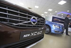 Även en del bilar från Volvo har utsläpp som grovt överskrider gränsvärdena.