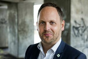 Jörgen Berglund (M), oppositionsråd.