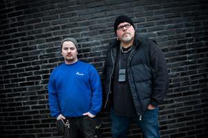 Borlängeborna Oscar Cåxarn och André Ståhlberg Lindmo är aktuella för TV4:s storsatsning The Voice. Killarnas insända sångbidrag fick dem vidare till audition i Stockholm. Hur det gick sedan får vi se på tv i januari.