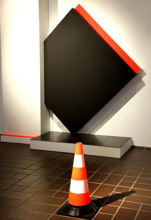 "Eric Lennart: ""Hemma hos Theo van Doesburg""."