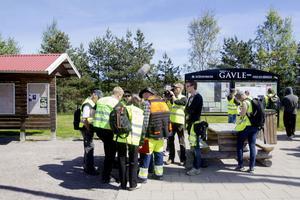Missing people sökte efter Tuula Lavikkala i maj 2013.