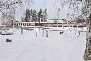 Kälarne skola vars högstadium flera gånger hotats av nedläggning, men som nu uppmärksammats för sina fina studieresultat.