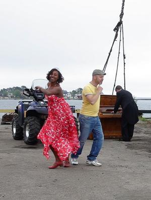 """Nils Olof Hedenskogs film """"Stocka Steam Homre goes Salsa Cubana"""" visas också under filmfestivalen. Pressbild."""