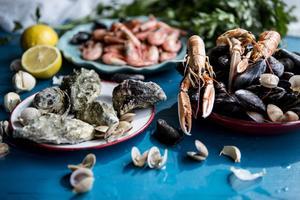 Äntligen en månad med R i! Dags för skaldjursfest.   Foto: Christine Olsson/TT