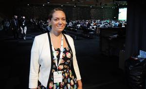 Johanna Jönsson, Centerpartiet. Riksdagsledamot bördig från Orsa och Sollerön. Talesperson integrations- och migrationsfrågor.