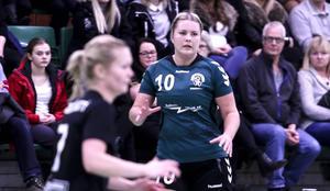 Maria Hedlund visade vägen för Alfta med totalt 13 mål.