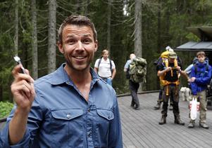 Turistentreprenören Jerry Engström tror absolut på Höga kusten airports planerade satsning på charterflyg från Europa till Höga kusten.