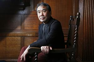 Haruki Murakami. Pressbild: MURDO MACLEOD.