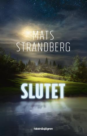 Omslag till Mats Strandbergs roman