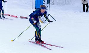Tove Alexandersson är regerande Europamästarinna i såväl sprint som medel.