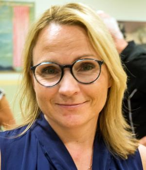 Monica Lundin, Liberalernas distriktsordförande Dalarna, Dalaombud (L) Foto: Ragna Fahlander