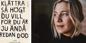 Lina Schollin Ask beskriver sorgen efter dotterns död som ett heltidsarbete. – Vi är inte ett dugg troende eller religiösa på något sätt men vi är väldigt berörda över kraften i vad omgivningen kan göra. Vår familj hade en jättestor betydelse. Där hade vi det väldigt bra, med ett otroligt stabilt nät omkring oss, säger hon. Foto Kajsa Göransson / Norstedts