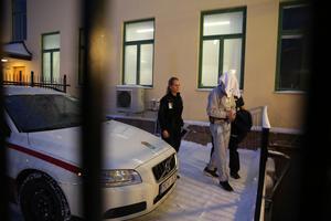 Den misstänkte fördes in i Mora tingsrätt den 17 januari.