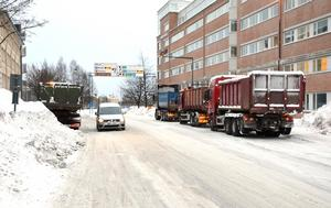 Snöbortforslingen har hittills kostat kommunen drygt sex miljoner kronor för 2019.