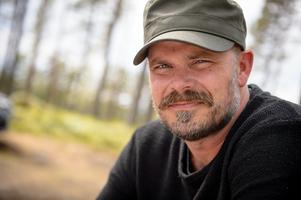 Tomas Östergårds, projektledare för både Imagine Gävleborg och riksfinalen Imagine Sweden. Foto: Maria G Nilsson.