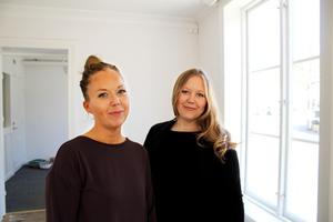 Josefin Wennström och Emma Gustafsson har båda lång erfarenhet inom sälj och eget företagande och idéerna är många. De vill samarbeta med en florist och sälja blommor, sälja konst från lokala konstnärer och även erbjuda kurser i olika saker som till exempelvis matlagning.