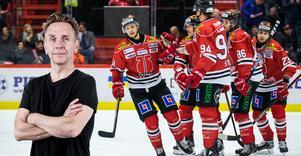 Örebro dödade ned tio minuter när östgötarna var en man mer på isen, eldade upp gästernas fina statistik, skriver NA-sportens krönikör Lasse Wirström. Bild: Johan Bernström/Bildbyrån