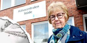 Liberalernas före detta gruppledare Ulla Norgren (L).