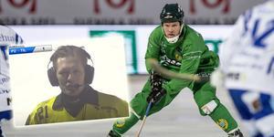 Ulf Einarsson, en profil i Hammarby under flera säsonger, nu har han spelat upp Åby/Tjureda till elitserien.