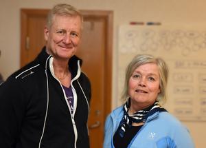Christer Näslund och Susanne Jansson känner att de får bra stöd på Ådalsskolan.